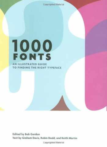 9780811868464-081186846X-1000 Fonts: An Illustrated Guide to Finding the Right Typeface
