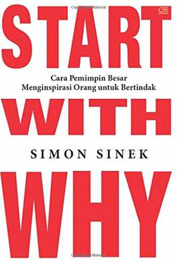 9786020628837-6020628833-Start With Why (Indonesian Edition)