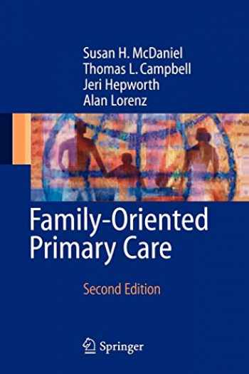 9780387986142-0387986146-Family-Oriented Primary Care