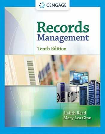 9781305119161-1305119169-Records Management