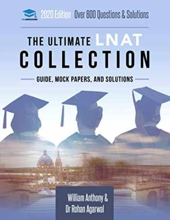 9781912557301-1912557304-The Ultimate LNAT Collection: 3 Books In One, 600 Practice Questions & Solutions, Includes 4 Mock Papers, Detailed Essay Plans, 2019 Edition, Law National Aptitude Test, UniAdmissions