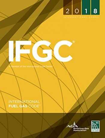 9781609837419-160983741X-2018 International Fuel Gas Code (International Code Council Series)