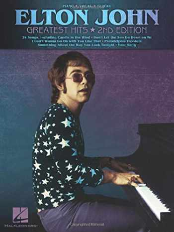 9780793510634-0793510635-Elton John - Greatest Hits (Piano/Vocal/guitar Artist Songbook)