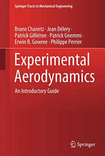 9783030355616-3030355616-Experimental Aerodynamics (Springer Tracts in Mechanical Engineering)