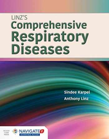 9781449652715-1449652719-LINZ'S COMPREHENSIVE RESPIRATORY DISEASES W/ADV ACCESS