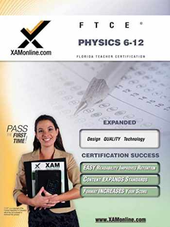 9781581970449-1581970447-FTCE Physics 6-12 Teacher Certification Test Prep Study Guide (XAM FTCE)
