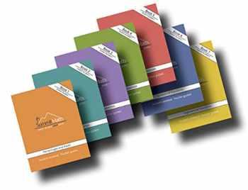 9781975028992-1975028996-Summit Math Series Bundle Set: Algebra 1 - Books 1-7 (updated 2018) Full Bundled Set of 7 Algebra Workbooks