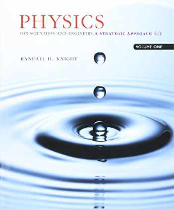 9780134567075-0134567072-Physics for Scientists and Engineers: A Strategic Approach, Vol. 1 (Chs 1-21) & Mastering Physics with Pearson eText -- ValuePack Access Card Package (4th Edition)