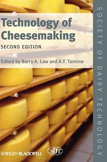 9781405182980-1405182989-Technology of Cheesemaking