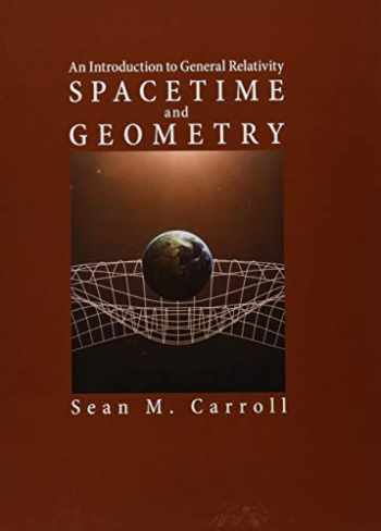 9781108488396-1108488390-Spacetime and Geometry (An Introduction to General Relativity)