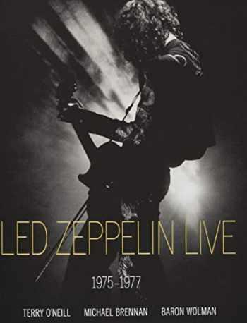 9781851498963-1851498966-Led Zeppelin Live: 1975-1977