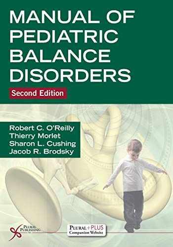 9781635501469-1635501466-Manual of Pediatric Balance Disorders, Second Edition