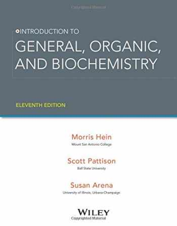 9781118501894-1118501896-Introduction to General, Organic, and Biochemistry