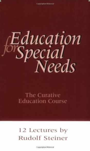 9781855840423-1855840421-Education for Special Needs: The Curative Education Course