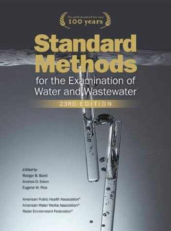 9780875532875-087553287X-Standard Methods for the Examination of Water and Wastewater, 23rd Edition