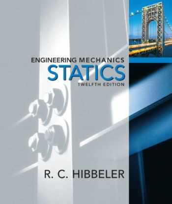 9780136077909-0136077900-Engineering Mechanics: Statics (12th Edition)