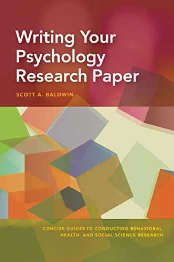 Teaching writing research papers