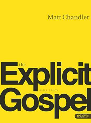 9781415879450-1415879451-The Explicit Gospel - DVD Leader Kit (Re:Lit)