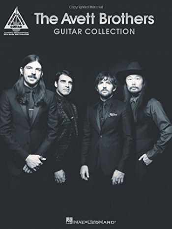 9781480360716-1480360716-The Avett Brothers Guitar Collection (Guitar Recorded Versions)