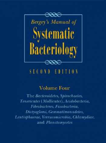 9780387950426-0387950427-Bergey's Manual of Systematic Bacteriology, Vol. 4 (Bergey's Manual/ Systemic Bacteriology (2nd Edition))