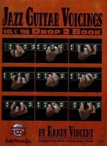 9781883217648-1883217644-Jazz Guitar Voicings - Vol.1: The Drop 2 Book