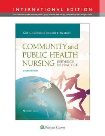 9781496308887-1496308883-Community and Public Health Nursing: Evidence for Practice
