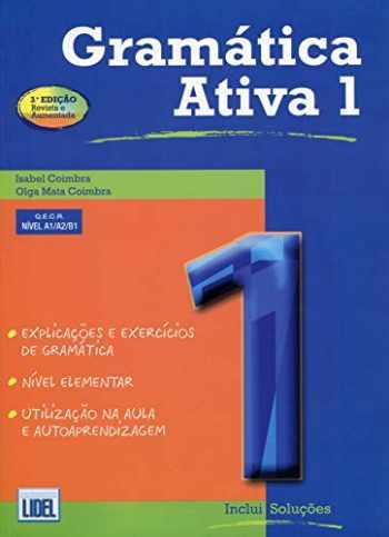 9789727576388-9727576389-Gramatica Ativa: Book 1 (Level A1 and A2 )