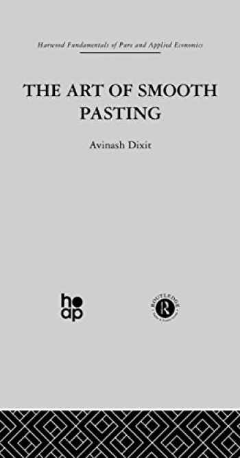 9783718653843-3718653842-Art of Smooth Pasting (Fundamentals of Pure & Applied Economics)