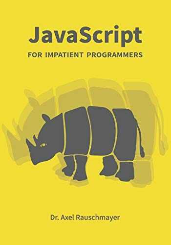 9781091210097-1091210098-JavaScript for impatient programmers