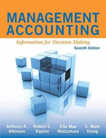 9781618533517-1618533517-Management Accounting Information for Decision Making