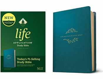 9781496439208-1496439201-NLT Life Application Study Bible, Third Edition [Bible] 2019