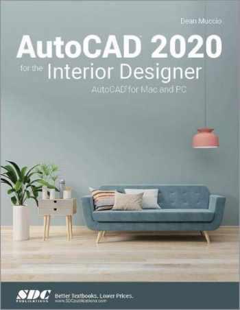 9781630572662-1630572667-AutoCAD 2020 for the Interior Designer