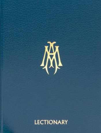 9780899420271-0899420273-Collection of Masses of B.V.M. Vol. 2 Lectionary: Volume II: Lectionary (Collection of Masses of the Blessed Virgin Mary - Lectionary)