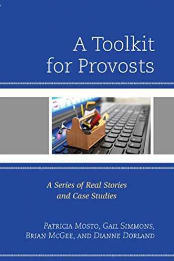 9781475848083-1475848080-A Toolkit for Provosts