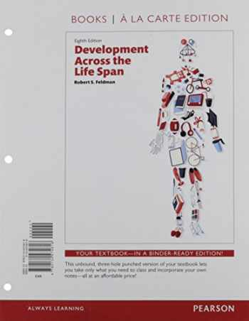 9780134495941-0134495942-Development Across the Life Span, Book a la Cart Plus New MyLab Psychology -- Access Card Package (8th Edition)