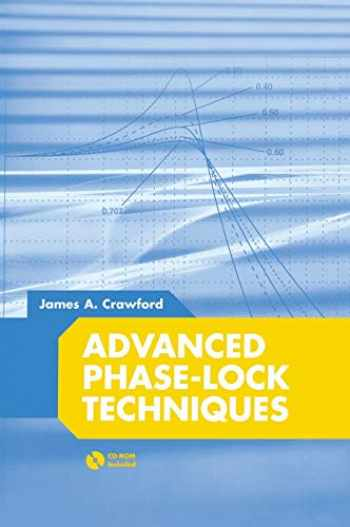9781596931404-159693140X-Advanced Phase-Lock Techniques [With CDROM] (Artech House Microwave Library) (Artech House Microwave Library (Hardcover))