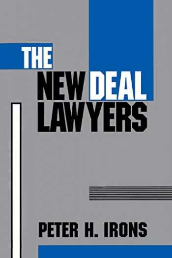 9780691000824-0691000824-The New Deal Lawyers