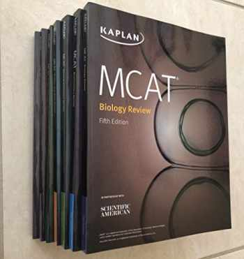 9781506237848-1506237843-MCAT 7-subject review 5th edition with extra practice workbooks