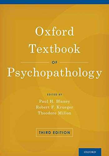 9780199811779-0199811776-Oxford Textbook of Psychopathology (Oxford Textbooks in Clinical Psychology)
