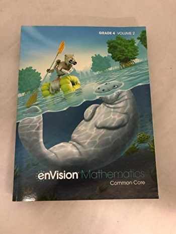9780134954776-0134954777-ENVISION MATHEMATICS 2020 COMMON CORE STUDENT EDITION GRADE 4 VOLUME 2