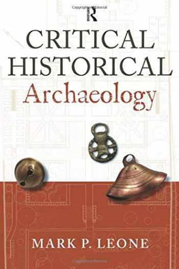 9781598743975-159874397X-Critical Historical Archaeology