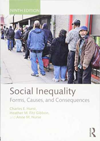 9781138688544-1138688541-Social Inequality