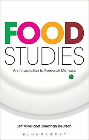 9781845206819-1845206819-Food Studies: An Introduction to Research Methods