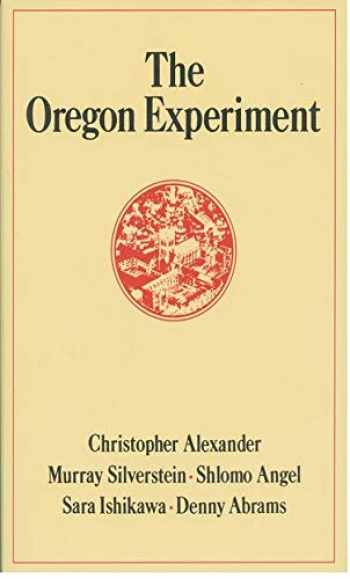 9780195018240-0195018249-The Oregon Experiment (Center for Environmental Structure Series)