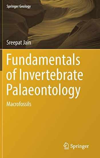 9788132236566-8132236564-Fundamentals of Invertebrate Palaeontology: Macrofossils (Springer Geology)