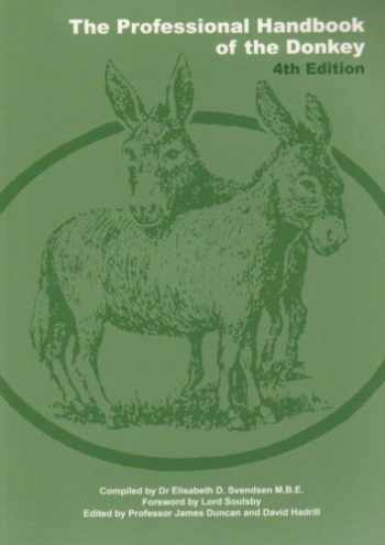 9781873580684-1873580681-The Professional Handbook of the Donkey