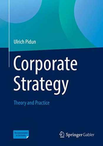 9783658254254-3658254254-Corporate Strategy: Theory and Practice