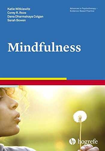 9780889374140-0889374147-Mindfulness (Advances in Psychotherapy: Evidence-based Practice)