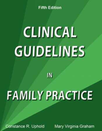 9780964615199-0964615193-Clinical Guidelines in Family Practice