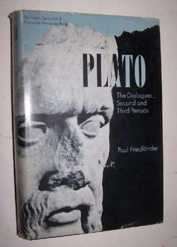 9780691098142-069109814X-Plato: the Dialogues, Second and Third Periods